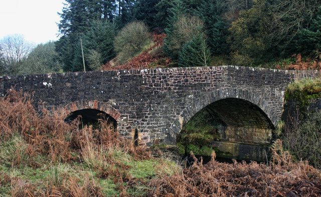 The bridge at Kershopefoot